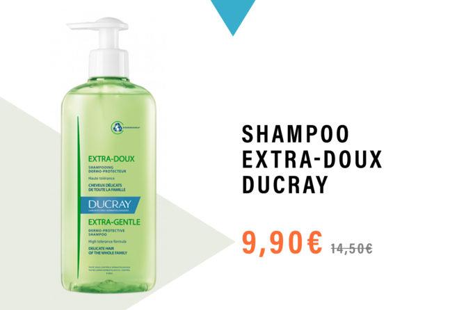 Shampoo Extra-Doux Ducray