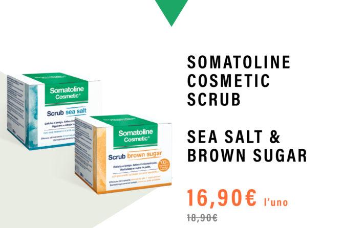 Somatoline Scrub