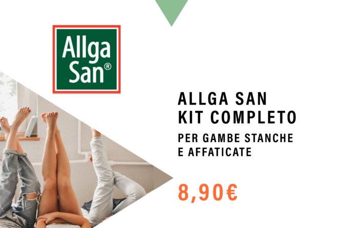 Allga San – Kit completo gambe